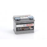 BOSCH S5 A05-AGM 60 Ah 680 A 0 (- +) 242x175x190