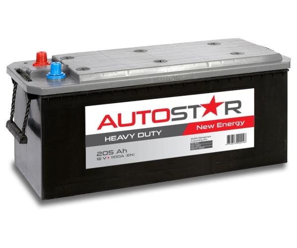 AUTOSTAR 205 Ah 1100 A 3(+ -) 513x210x195/220