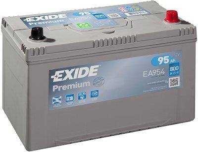 EXIDE S106-EA954 PREMIUM 95Ah 800A (- +) 306x173x222