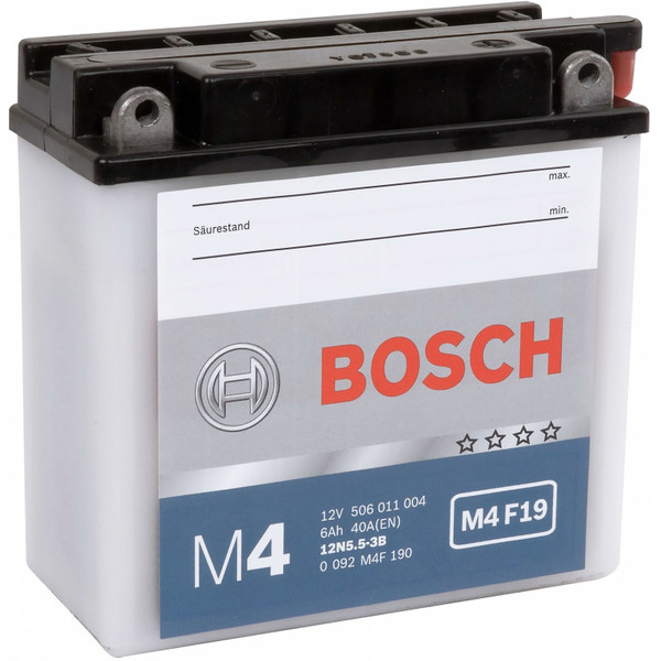 BOSCH M4F19 MC Fresh pack 12 V 5,5 Ah 55 A 3 136x61x131