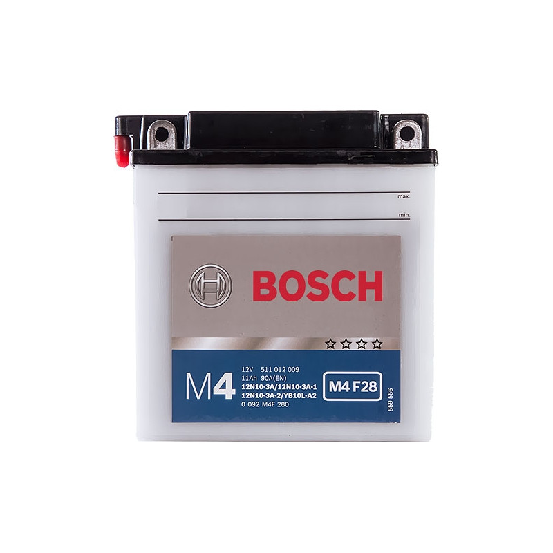 BOSCH MC Fresh pack 12 V 11 Ah 150 A 3 136x91x147