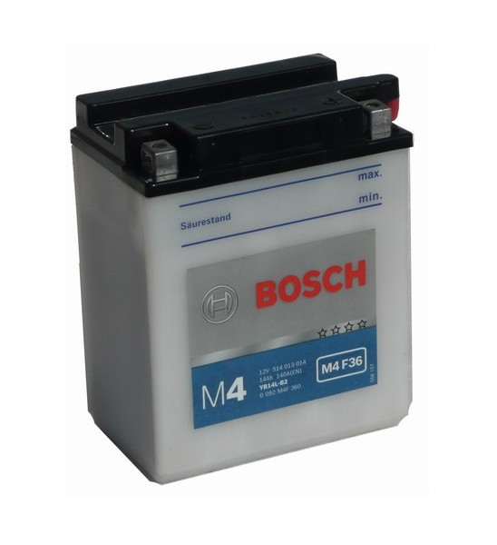 BOSCH M4F36 MC Fresh pack 12 V 14 Ah 190 A 3 136x91x168