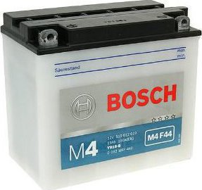 BOSCH M4F44 MC Fresh pack 12 V 19 Ah 240 A 4 176x101x156