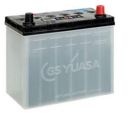 YUASA YBX7053 45Ah 370A EFB Start Stop  0(- +) 238x128x227