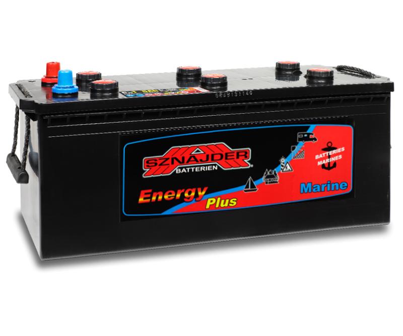 SZNAJDER 964 00 Energy Plus 140 Ah 640 A O(- +) 513x189x220