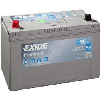 EXIDE S106-EA955 PREMIUM 95Ah 800A (+ -) 306x173x222