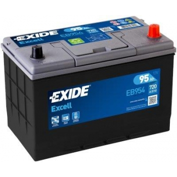 EXIDE S106-EB954 EXCELL 95Ah 720A (- +) 306x173x222