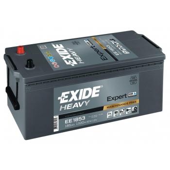 EXIDE S106-EE1853  SHD Expert 185Ah 1100A (+ -) 513x223x223