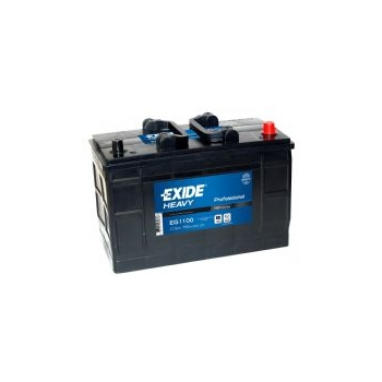 EXIDE S106-EG1100  HD Professional 110Ah 750A (- +) 349x175x235