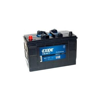 EXIDE S106-EG1101  HD Professional 110Ah 750A (+ -) 349x175x235