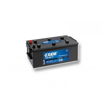 EXIDE S106-EG1403  HD Professional 140Ah 800A (+ -) 513x189x223