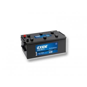 EXIDE S106-EG1803  HD Professional 180Ah 1000A (+ -) 513x223x223