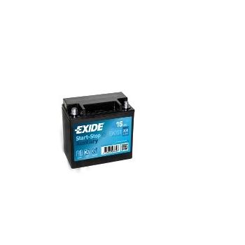 EXIDE S106-EK143 AGM 14Ah 80A (+ -) 150x100x100