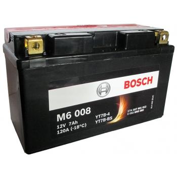 BOSCH MC AGM 12 V 7 Ah 120 A 4 150x66x94