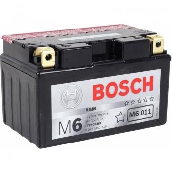 BOSCH MC AGM 12 V 8 Ah 150 A 4 150x87x93