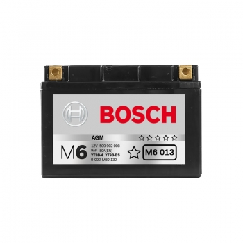 BOSCH MC AGM 12 V 8 Ah 80 A 4 150x70x105