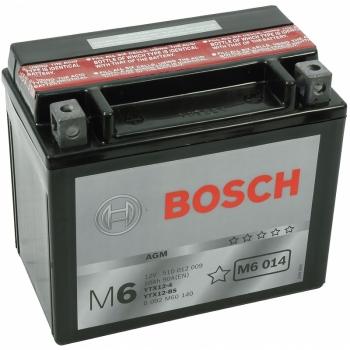 BOSCH MC AGM 12 V 10 Ah 90 A 4 152x88x131