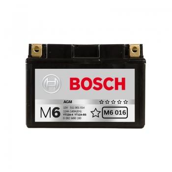 BOSCH MC AGM 12 V 11 Ah 140 A 4 150x87x105
