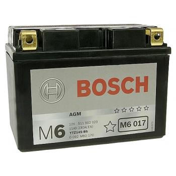 BOSCH MC AGM 12 V 11 Ah 230 A 4 150x87x110
