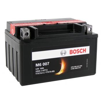 BOSCH MC AGM 12 V 6 Ah 50 A 4 151x88x94