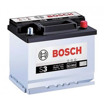 BOSCH S3 45 Ah 400 A 0 (- +) 207x175x190