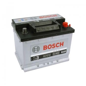 BOSCH S3 56 Ah 480 A 0 (- +) 242x175x190