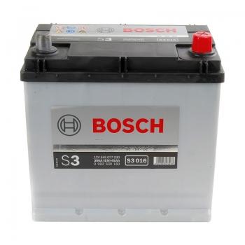 BOSCH S3 45 Ah 300 A 0 (- +) 219x135x225