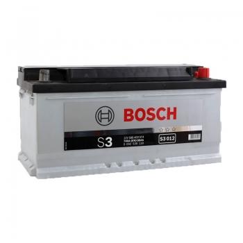 BOSCH S3 88 Ah 740 A 0 (- +) 353x175x175