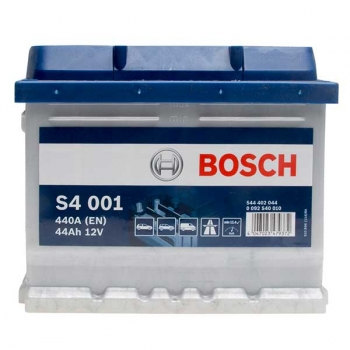 BOSCH S4 44 Ah 440 A 0 (- +) 207x175x175