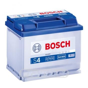 BOSCH S4 60 Ah 540 A 0 (- +) 242x175x190