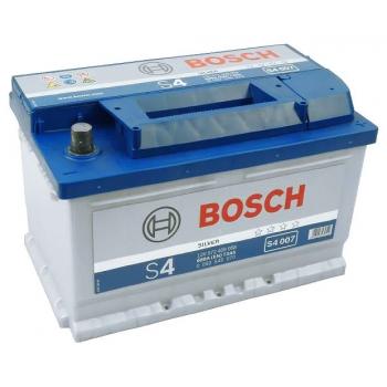 BOSCH S4 72 Ah 680 A 0 (- +) 278x175x175