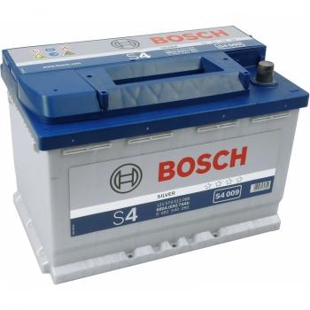 BOSCH S4 74 Ah 680 A 1 (+ -) 278x175x190