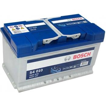 BOSCH S4 80 Ah 740 A 0 (- +) 315x175x175