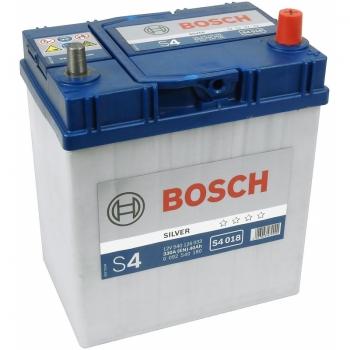 BOSCH S4 40 Ah 330 A 0 (- +) 187x127x227