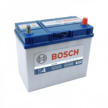 BOSCH S4 45 Ah 330 A 0 (- +) 238x129x227