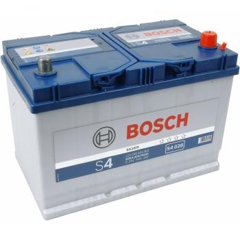 BOSCH S4 95 Ah 830 A 0 (- +) 306x173x225