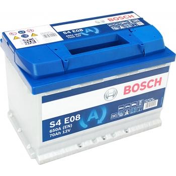 BOSCH S4-EFB 70 Ah 650 A 0 (- +) 278x175x190