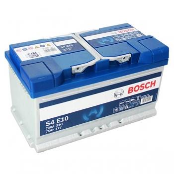 BOSCH S4-EFB 75 Ah 730 A 0 (- +) 315x175x175
