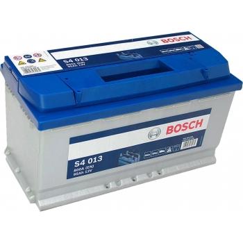 BOSCH S4 95 Ah 800 A 0 (- +) 353x175x190