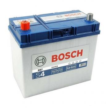 BOSCH S4 45 Ah 330 A 1 (+ -) 238x129x227