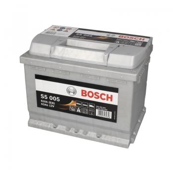 BOSCH S5 63 Ah 610 A 0 (- +) 242x175x190