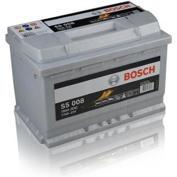 BOSCH S5 77 Ah 780 A 0 (- +) 278x175x190