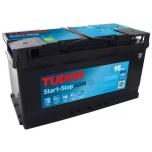 TUDOR TK950 AGM 12V 95Ah 850A 353x175x190 -+