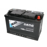 4MAX BAT120/900R 12V 120Ah/900A 348x177x234 B03