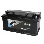 4MAX BAT95 12V 95Ah/850A START&STOP EFB 353x175x175 B13