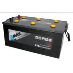 4MAX BAT225/1150L 12V 225Ah 1150A SHD L+ 513x276x241 B00