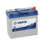 VARTA B32 45 Ah 330 A 0 (- +) 238x129x227