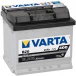 VARTA B20 45 Ah 400 A 1 (+ -) 207x175x190