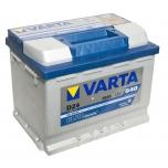 VARTA D24 60 Ah 540 A 0 (- +) 242x175x190
