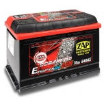 ZAP 570 01 Expedition AGM 70 Ah 640 A O(- +) 275x175x190